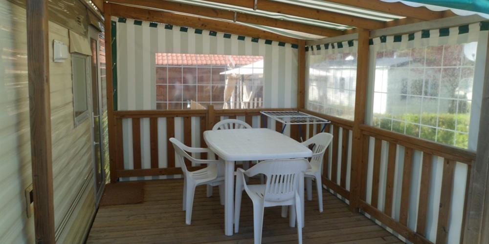 Location Mobil Home Camping Saint Gilles Croix De Vie En Vendee Camping Le Pont Rouge